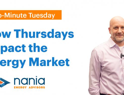 TMT: Thursday's Natural Gas Storage Report