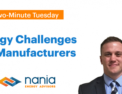 TMT: Energy Challenges for Manufacturers