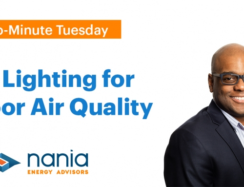 UV Lighting and Indoor Air Quality – TMT