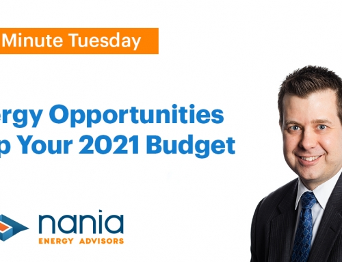 3 Energy Opportunities for Your 2021 Budget – TMT