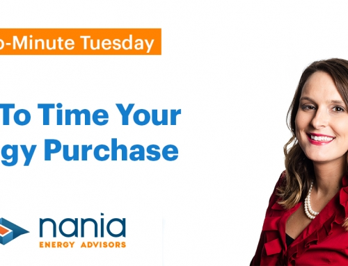 How to Time Your Energy Purchase – TMT