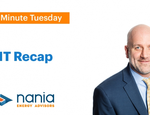 Two-Minute Tuesday Recap