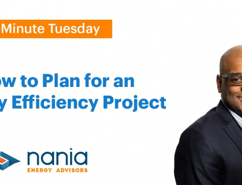 How to Plan for an Energy Efficiency Project