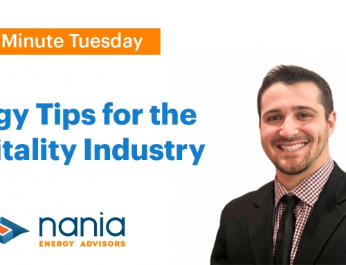 Energy Tips for the Hospitality Industry