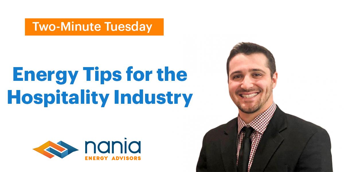Energy Tips for Hospitality