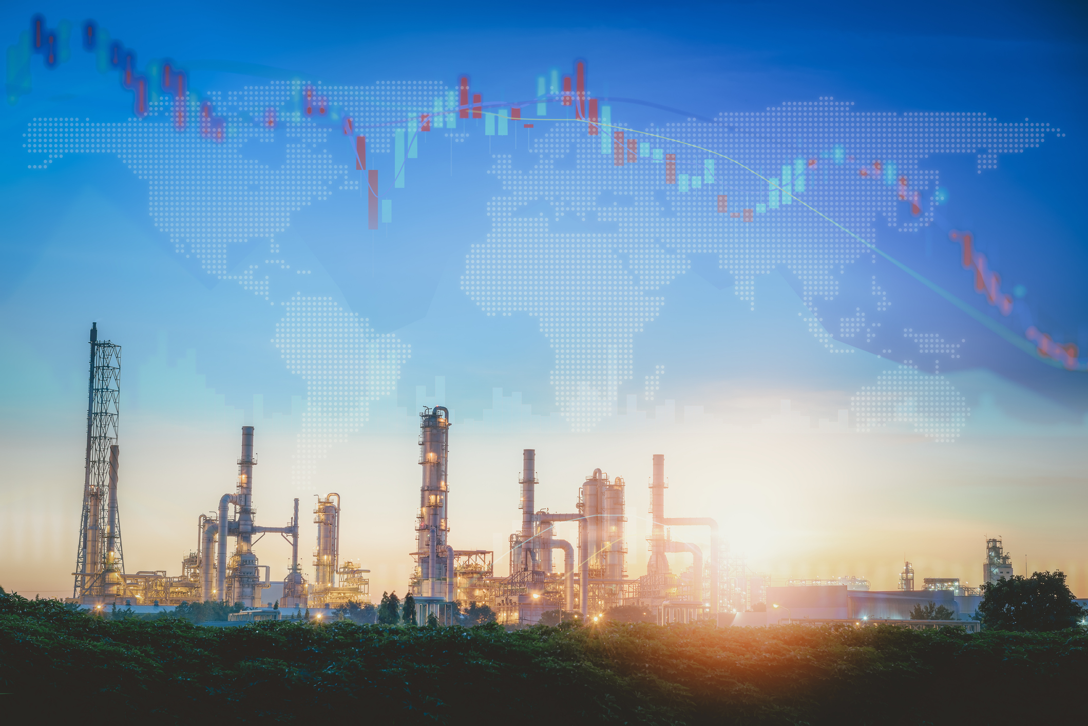 higher energy prices natural gas and oil